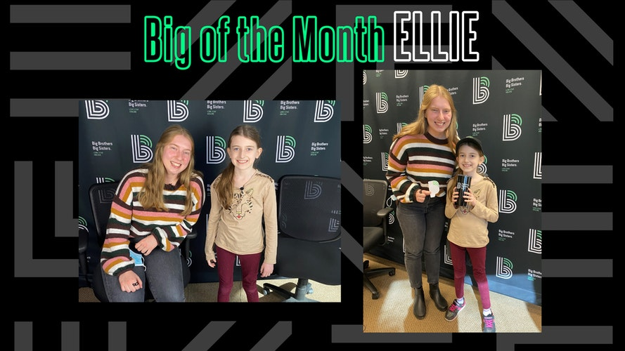 Ellie Pitcock - April 2021's Big of the Month cover image