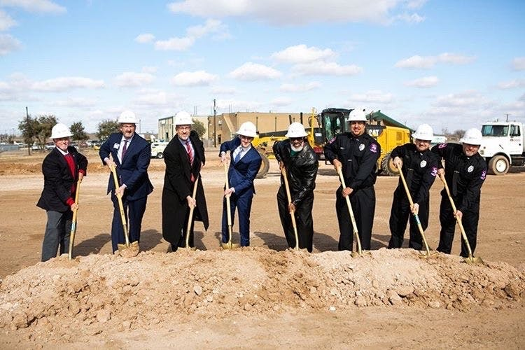 UMC Breaks Ground on New EMS Facility Designed by Parkhill