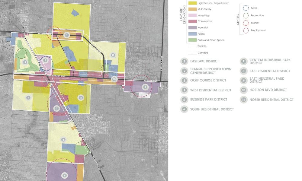 horizon city comprehensive plan Gallery Images