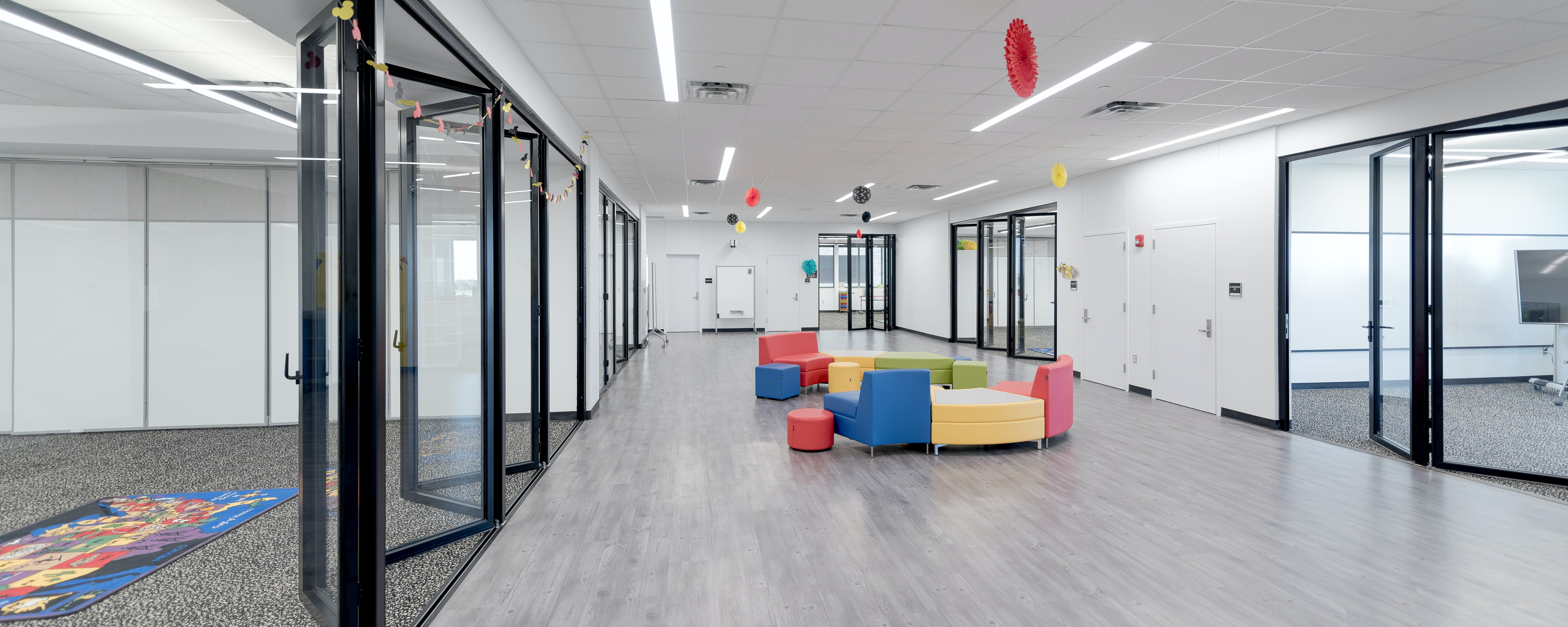 Learning by Design-Summer 2021: The Need for Flexible Learning Spaces