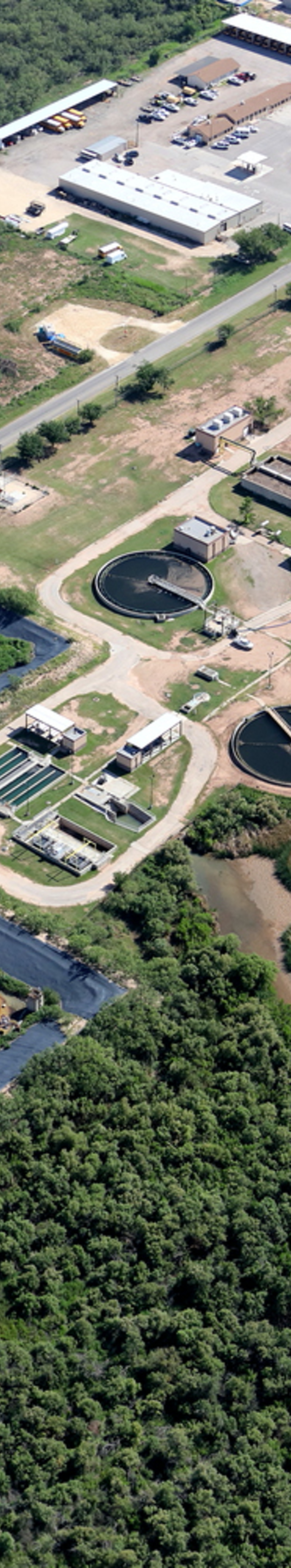Big Spring Wastewater Treatment Plant Headworks Improvements