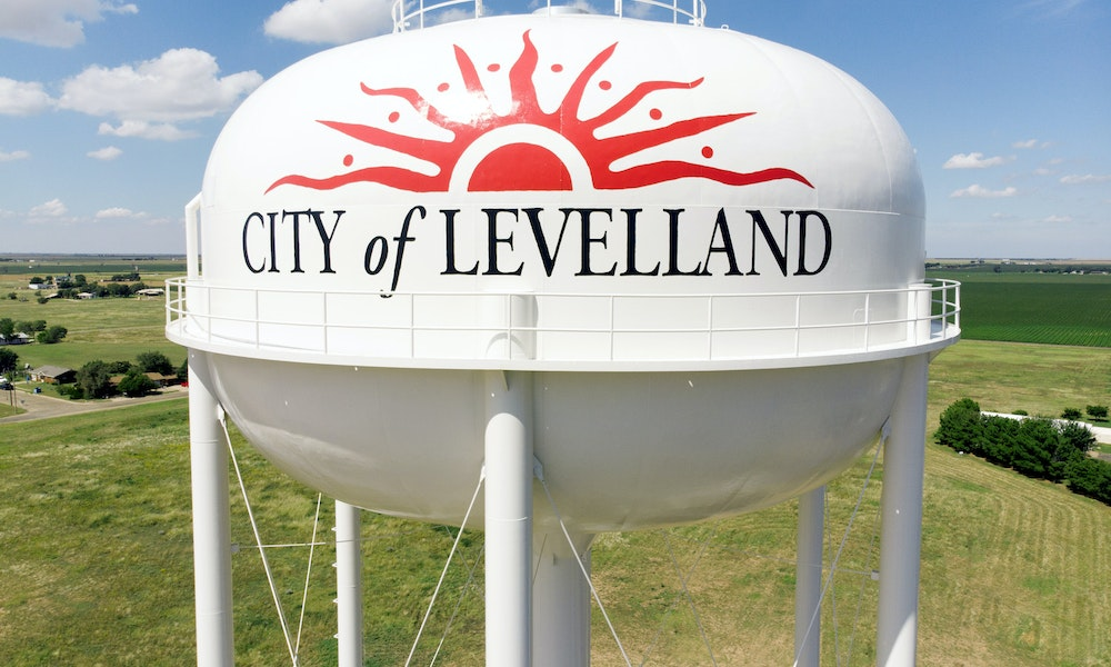 city of levelland adams street elevated storage tank Gallery Images