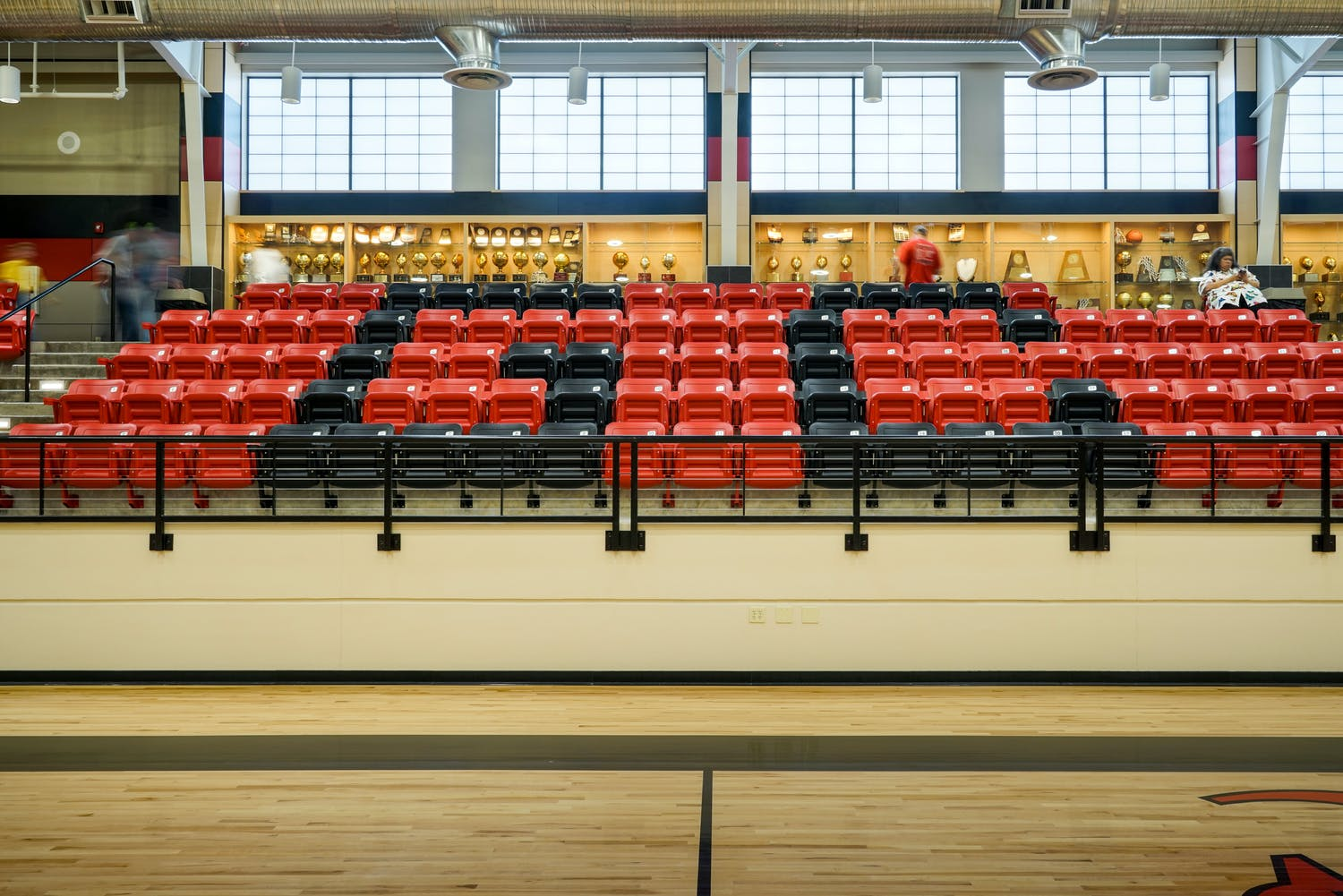 Glasscock County I S D Competition Gym Gallery Images