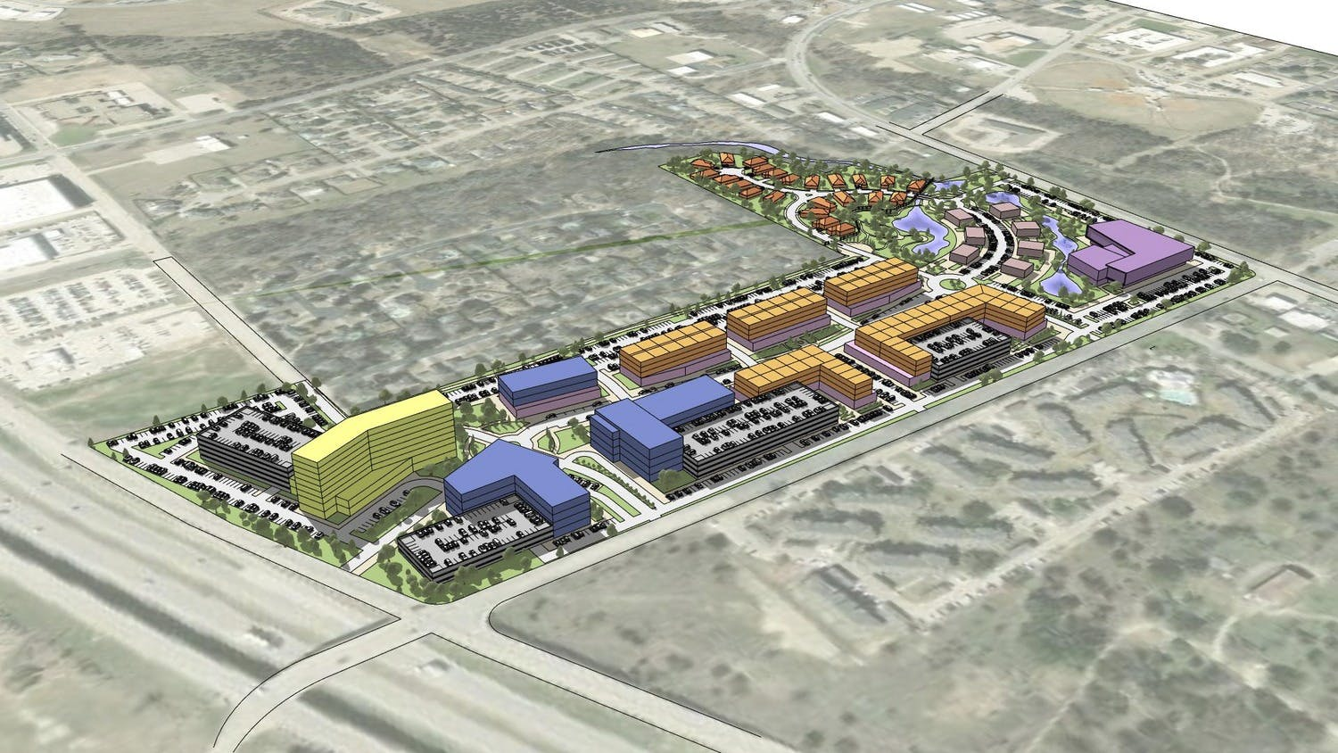 Durant Weatherford Commercial Developments