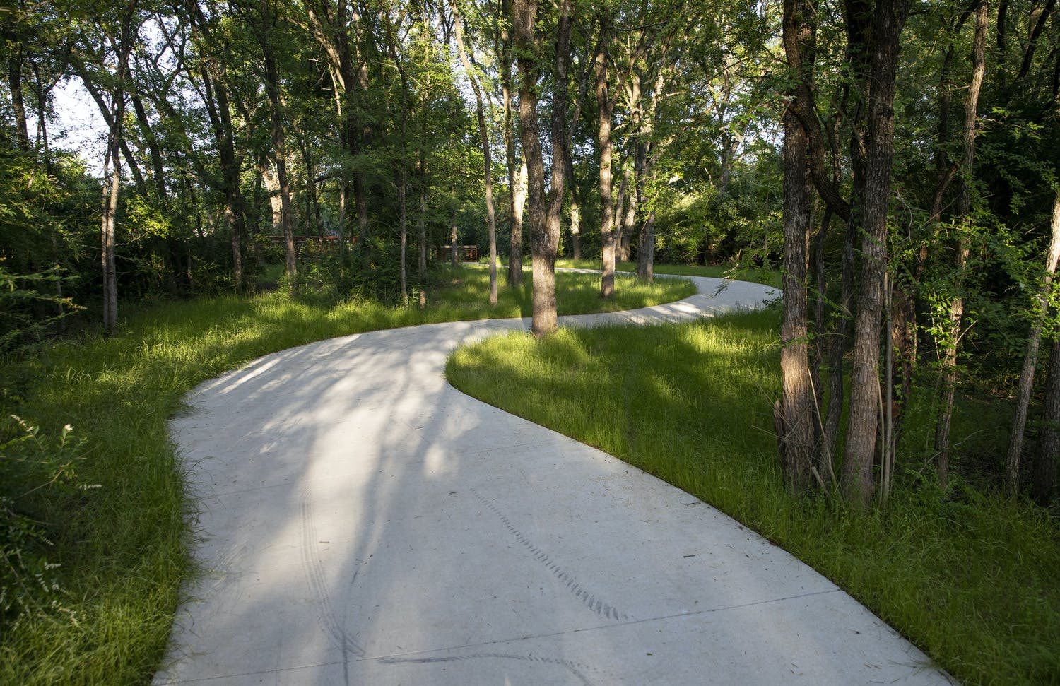 Fish Creek Linear Park Expansion Central Section Gallery Images