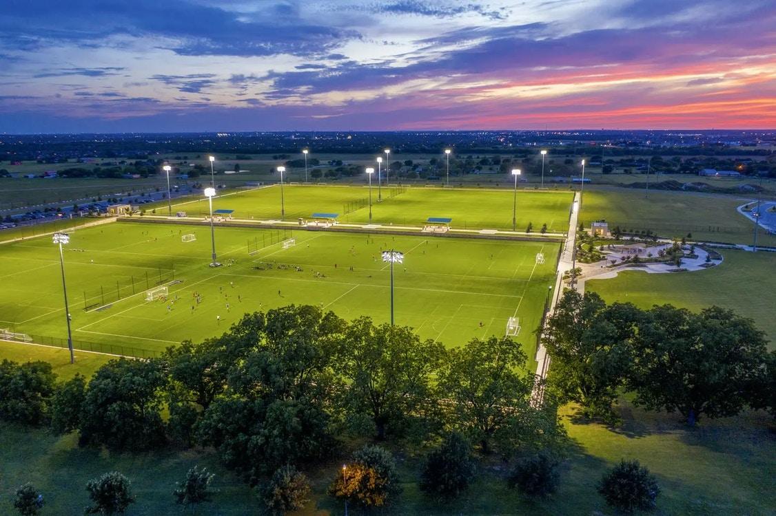 Round Rock Multipurpose Sports Complex