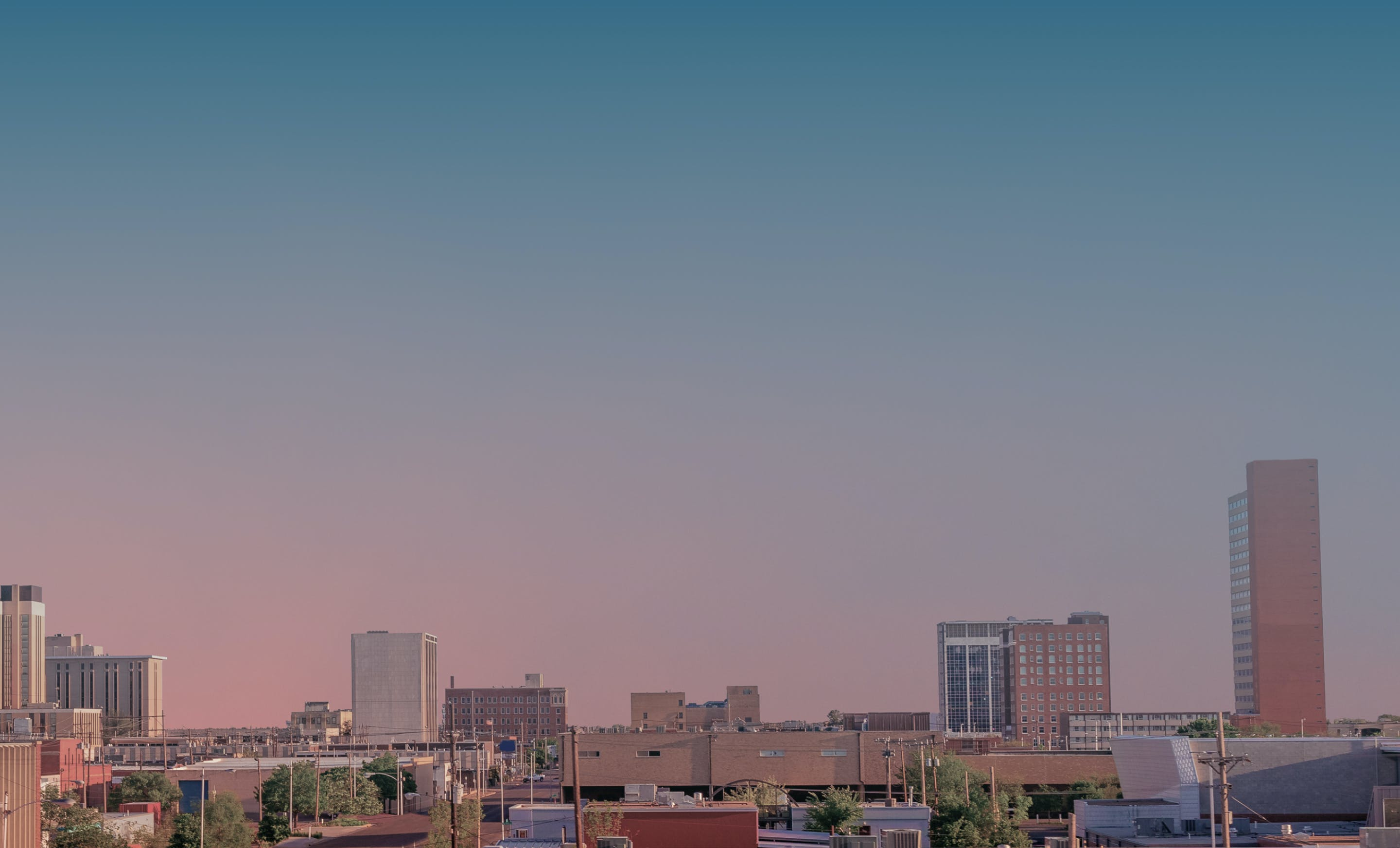Downtown Lubbock The place to be
