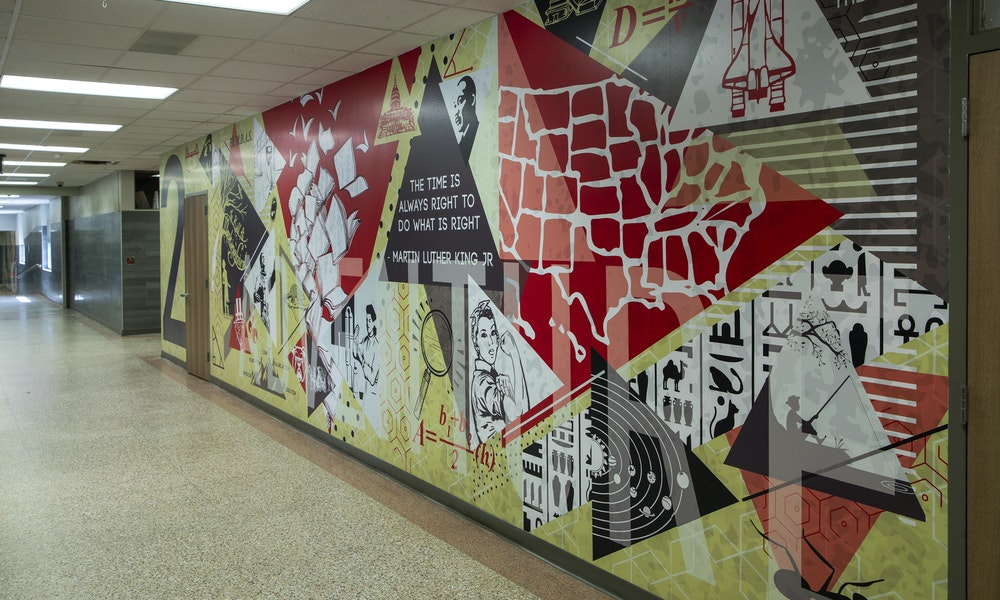 borger isd intermediate and middle school addition and renovation Gallery Images