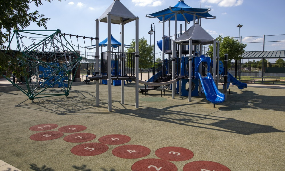 harold bacchus community park sports complex addition Gallery Images