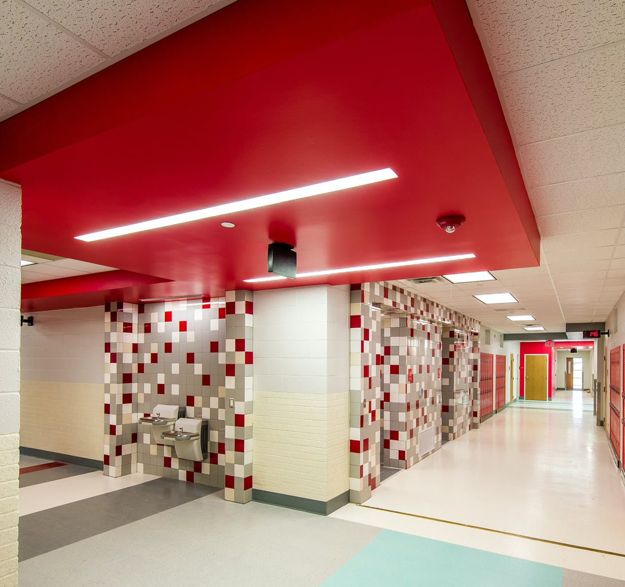 Olney Junior High Additions And Renovations Gallery Images