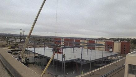 EPISD Coronado HS Academic Building: Construction Update Feb. 13-April 21