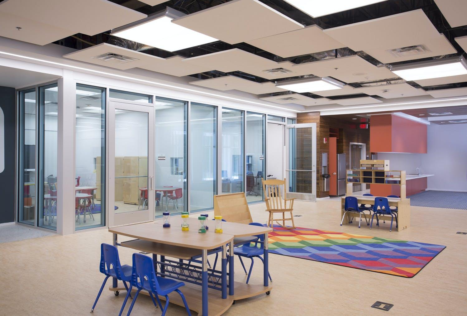Mc Bride Elementary School Gallery Images