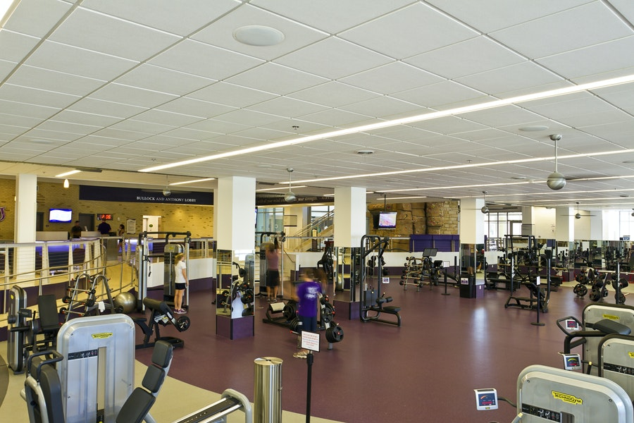 royce and pam money student recreation center Gallery Images