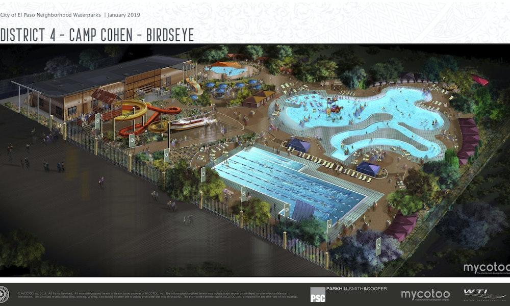 el paso regional aquatic facilities Gallery Images