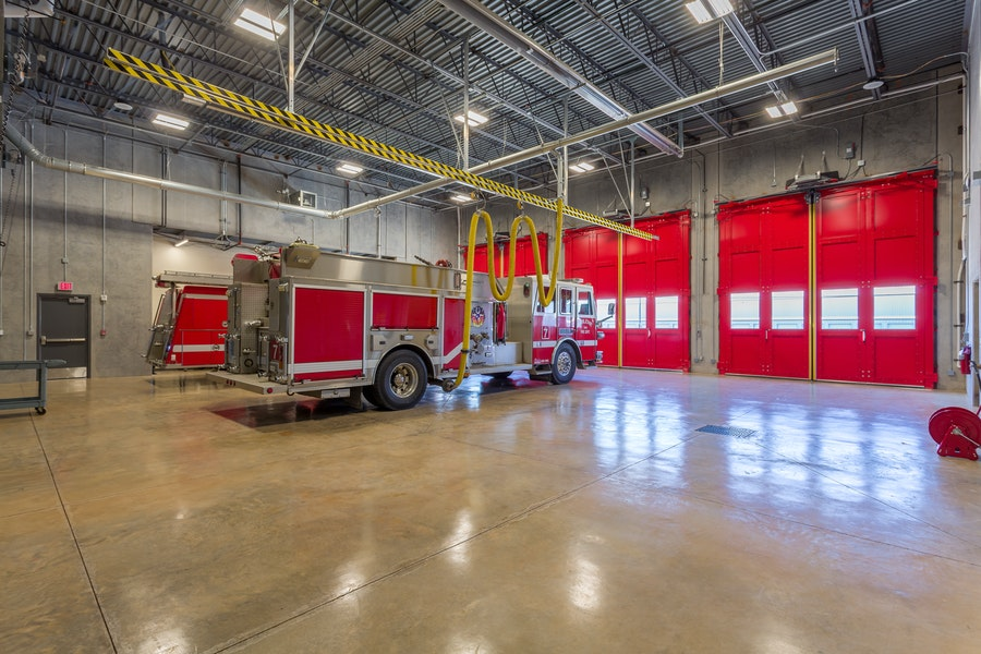 city of abilene fire stations three four and seven Gallery Images