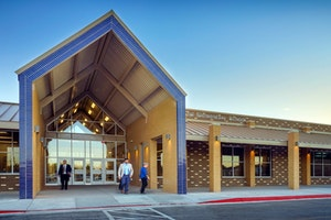 Jal ISD Public Schools Aquatics Center, New Elementary School, and Junior High and High School Renovation Award