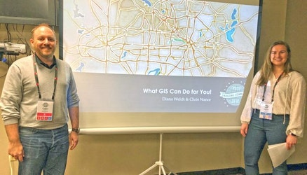 University of Parkhill 2019: What GIS Can Do for You