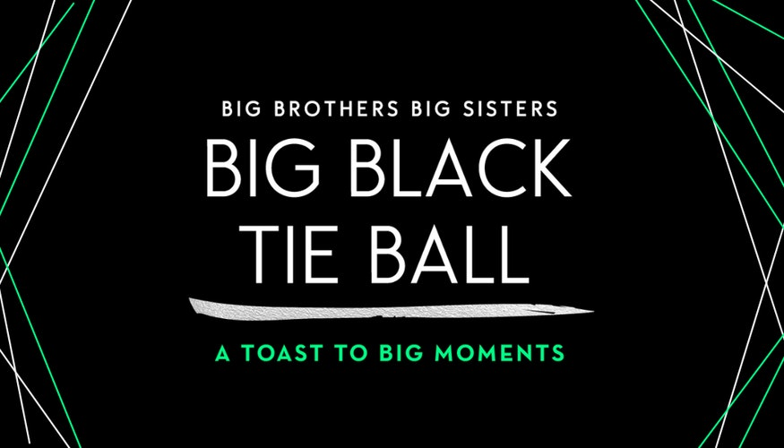 Big Black Tie Ball cover image