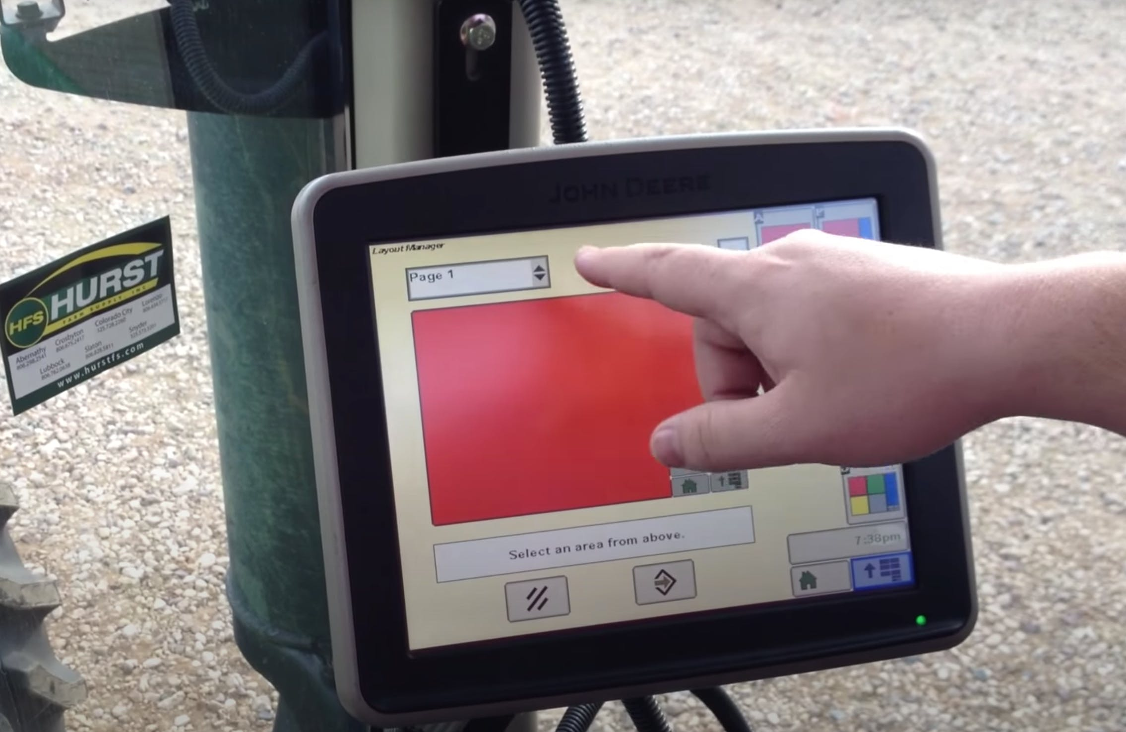 Precision Ag Technology For Your Farming Operation