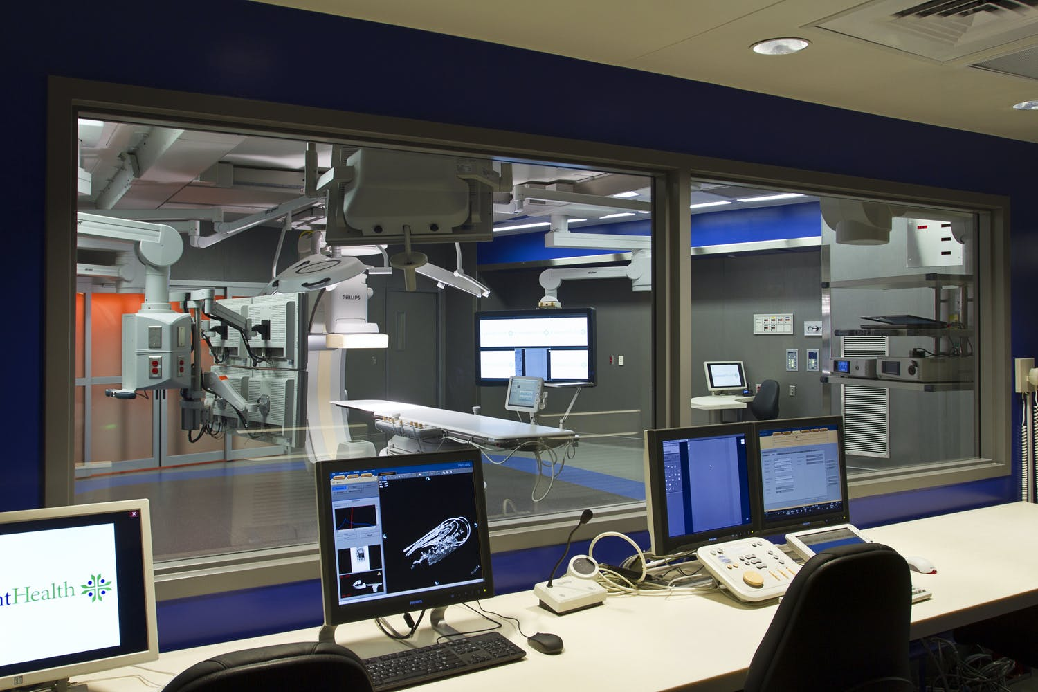 Covenant Health System Hybrid Operating Room Gallery Images