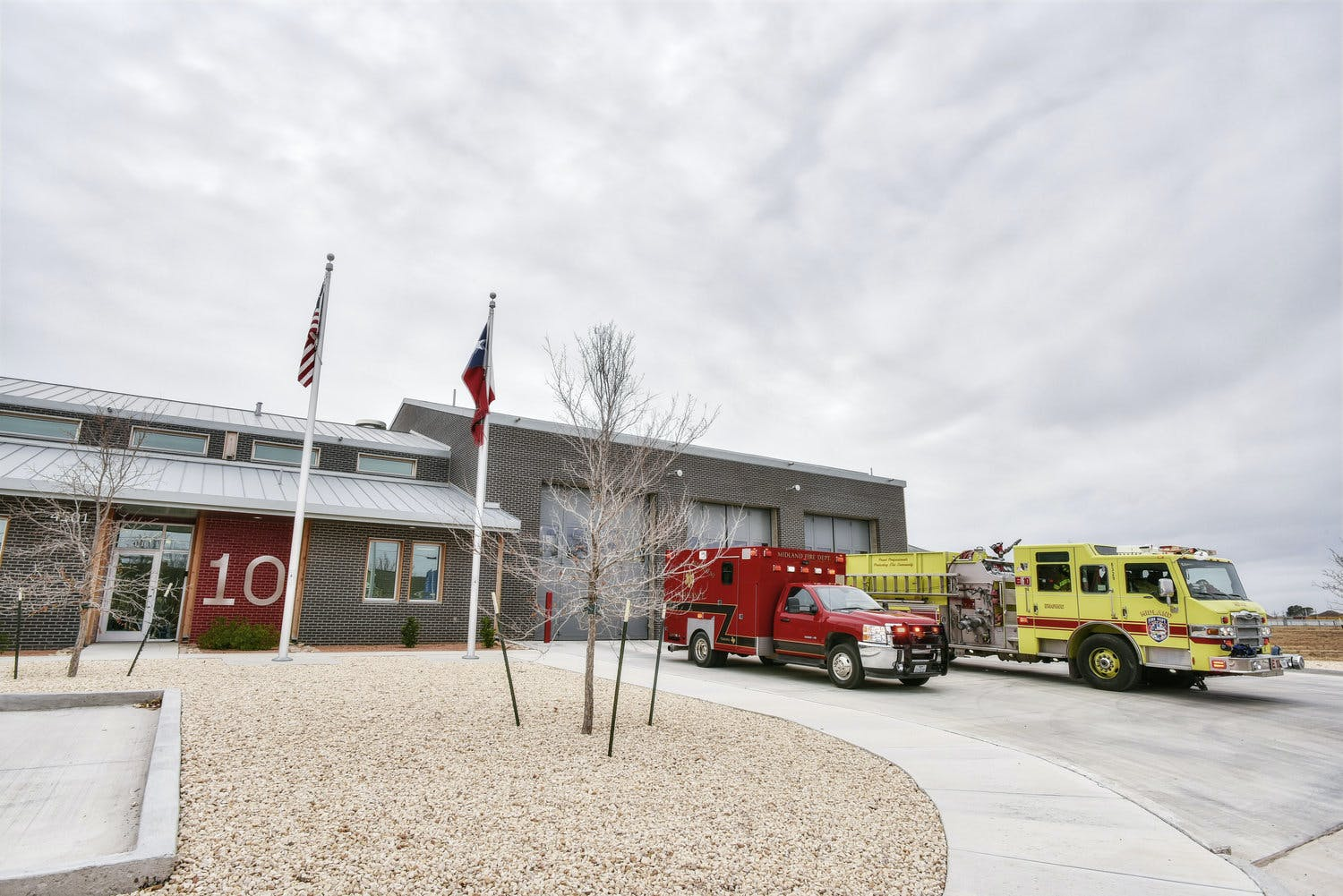 Midland Fire Station Ten Gallery Images