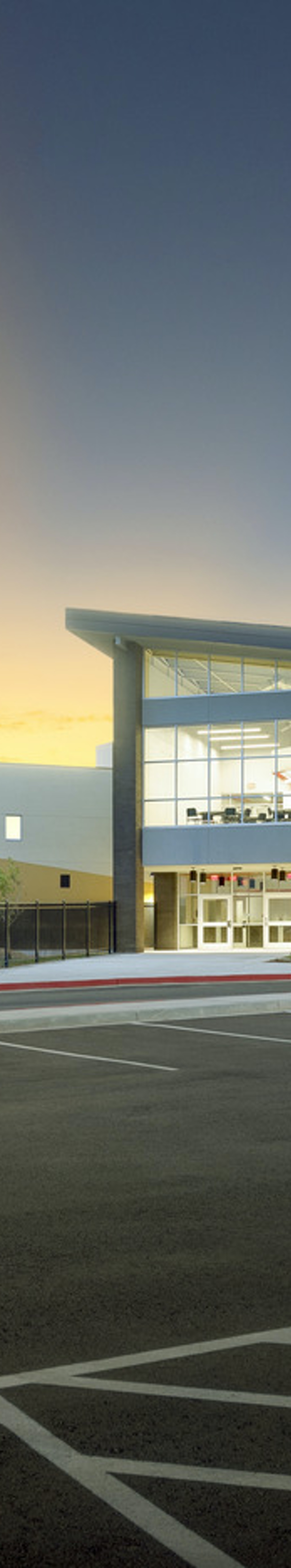 Culberson County Allamoore ISD New K12 School