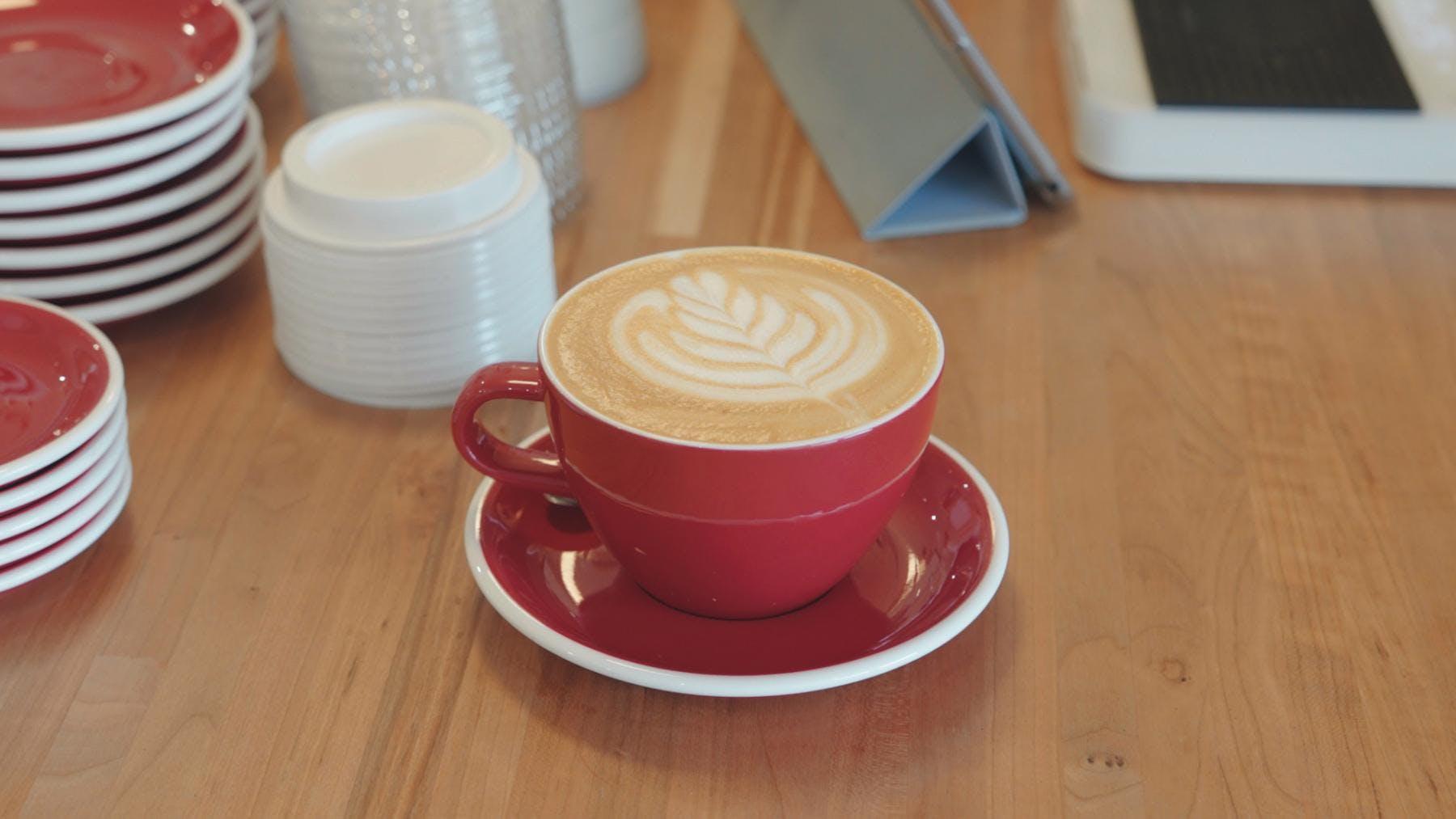 Monomyth Coffee cover image