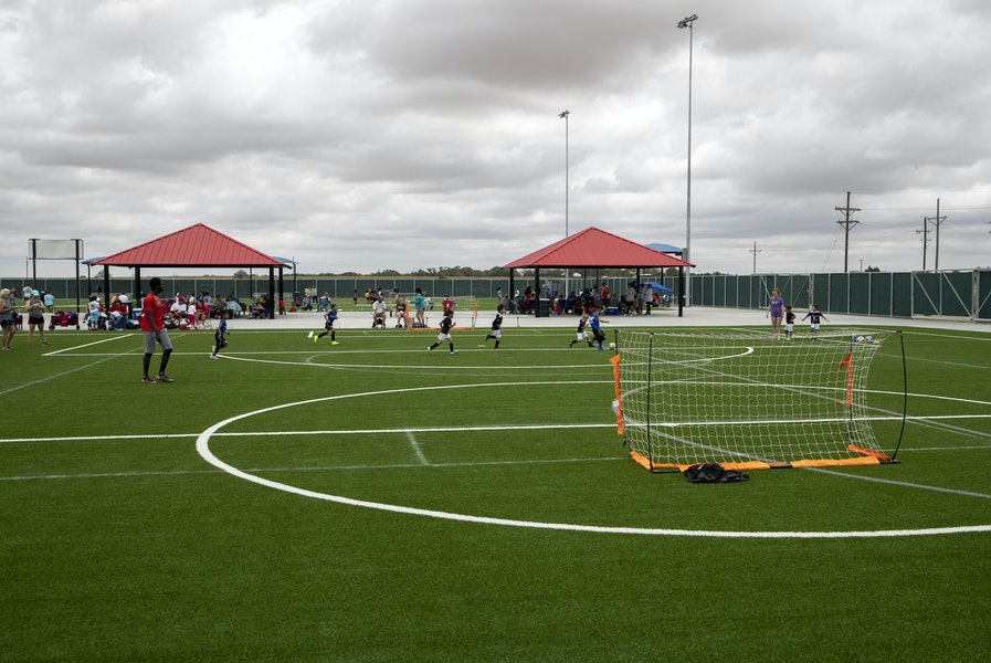berl huffman sports complex Gallery Images