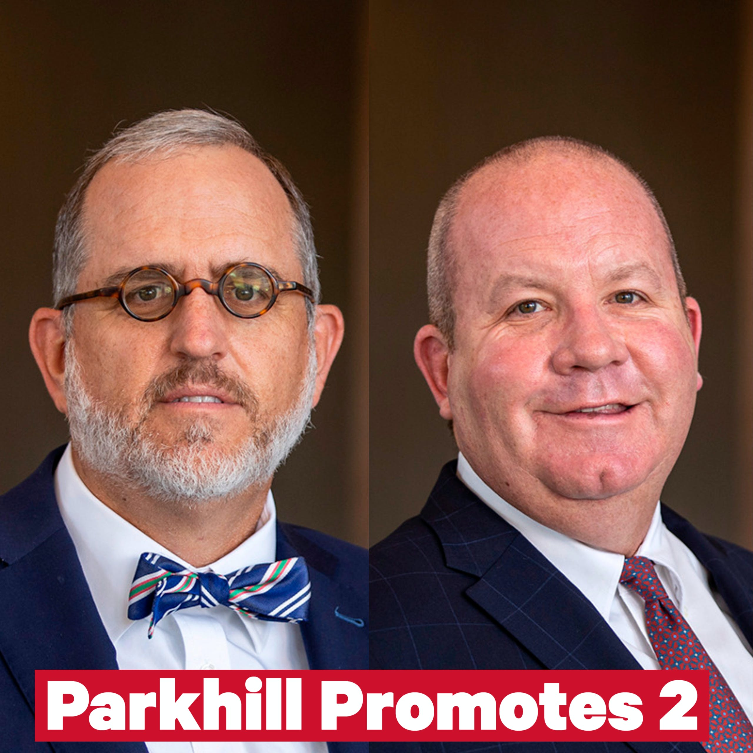 Parkhill Names 2 Vice Presidents