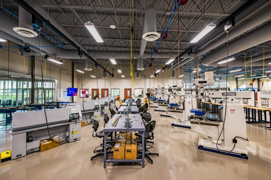 industrial tech center Gallery Images