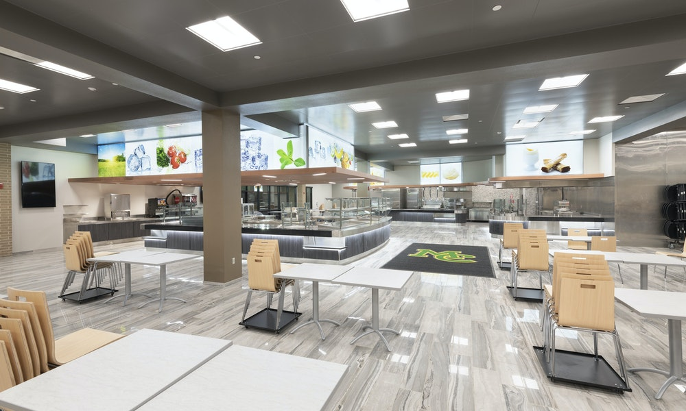 june and frank cowden jr dining hall Gallery Images
