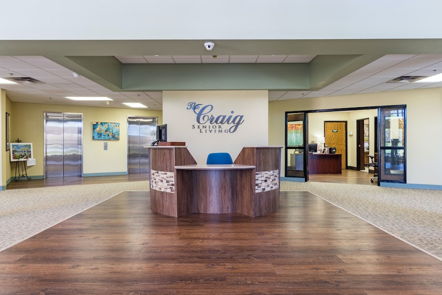 evergreen senior living renovations at the craig Gallery Images