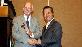 Joe Rapier Named TSPE President