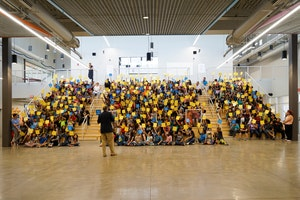 Parkhill's Post Occupancy Survey Brings a Smile to ECISD's Faces