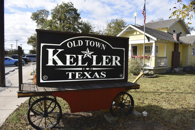 Old Town Keller Gallery Images