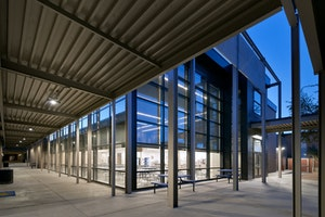 Trinity School of Midland Commons and Upper School Building Award