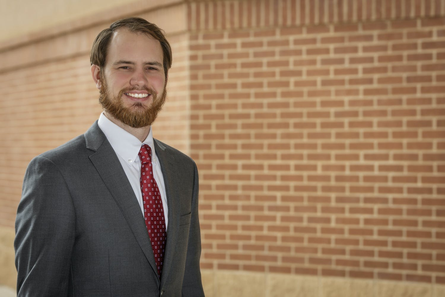 Albus Named TSPE South Plains Chapter Young Engineer of the Year