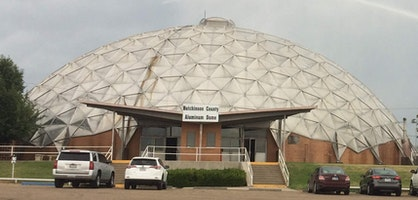 Parkhill Partners with City of Borger for Aluminum Dome Improvements