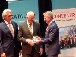 Rapier Named Business Person of the Year by Lubbock Chamber