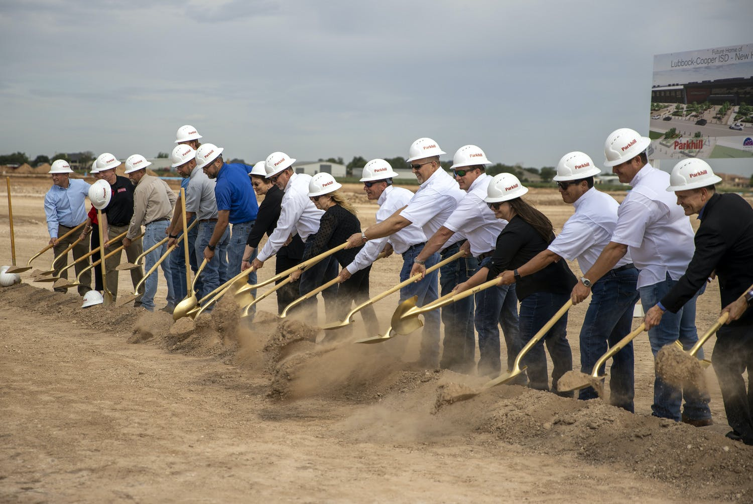 Lubbock Getting New 21st-Century High School cover image