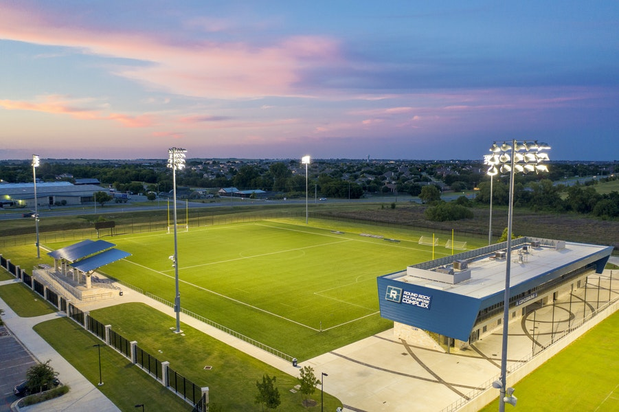 multipurpose complex at old settlers park in round rock Gallery Images