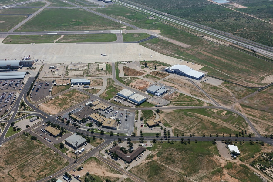 midland international air and space port Gallery Images