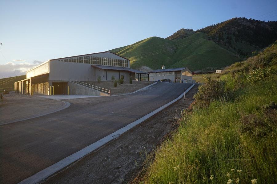 transfer station in jackson hole Gallery Images