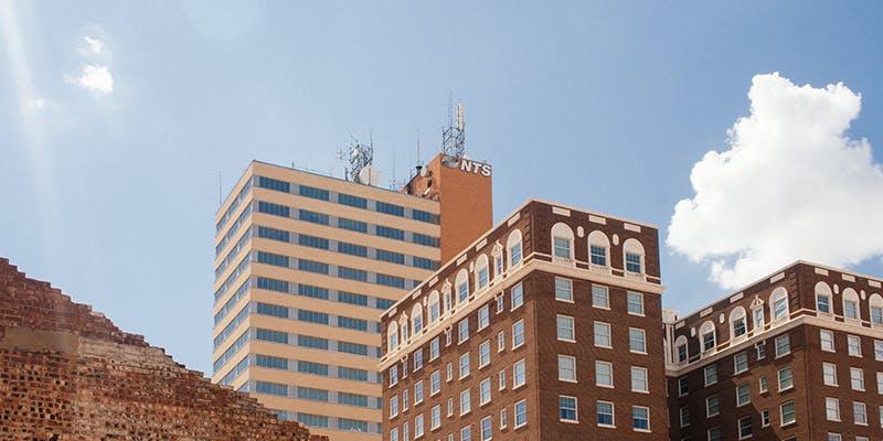 Beautiful Downtown Lubbock image