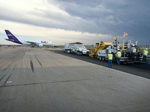 LBB Preston Smith International Airport Runway 17R-17L Award