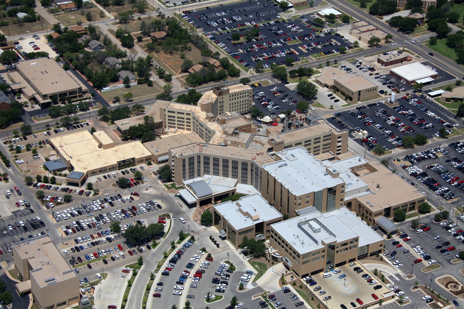 Hendrick Medical Center Health Club Addition Gallery Images
