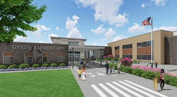 ARN: Parkhill and Abilene ISD continue planning for Dyess Elementary