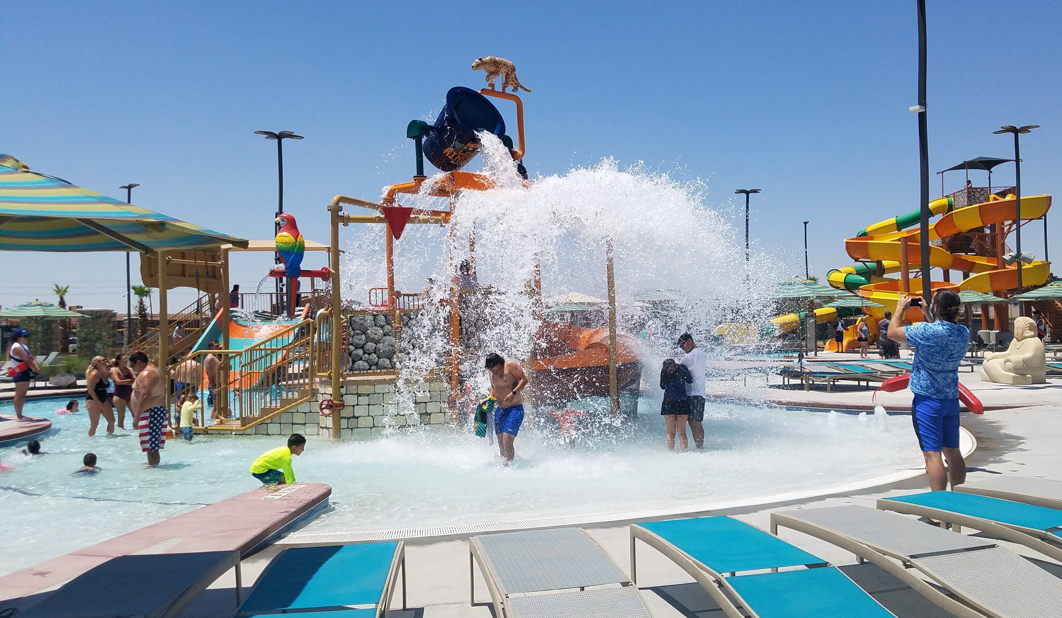 Lost Kingdom Water Park Has Opened in El Paso cover image