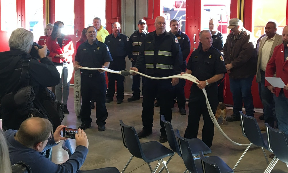 abilene fire station four Gallery Images