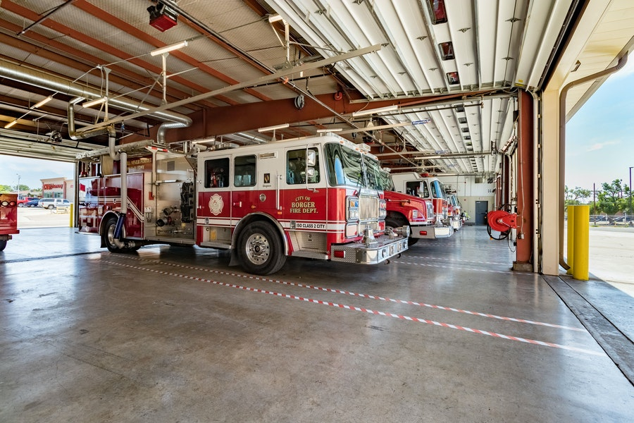 city of borger fire station additions and renovations Gallery Images